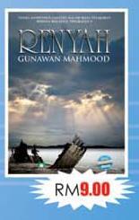 Renyah , karya Gunawan Mahmood, terbitan Utusan Publications